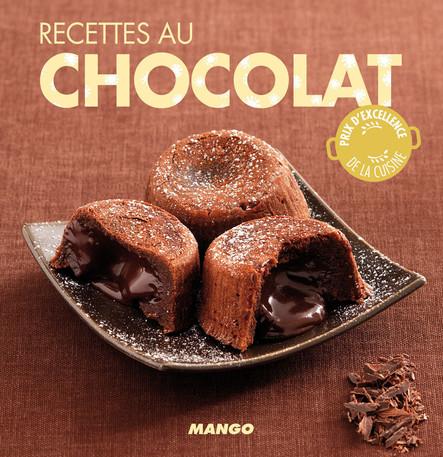 Recettes au chocolat : 90 recettes simples, rapides et savoureuses
