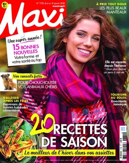 Maxi | Janvier 2020 | N°1732