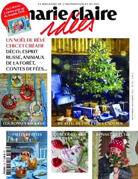 Marie Claire Idées - Novembre/Décembre 2019