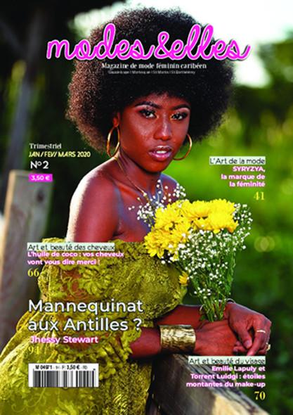 Modes et Elles Antilles - Janvier/Mars 2020