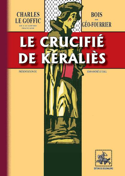 Le Crucifié de Keraliès (bois gravés de Géo-Fourrier)