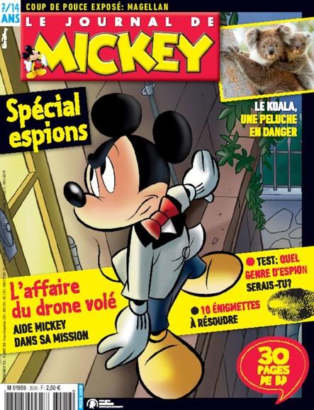 Le Journal de Mickey - 15 Janvier 2020