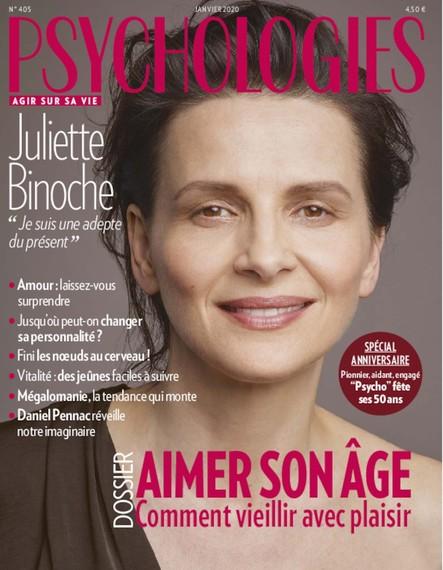 Psychologies Magazine - Janvier 2020