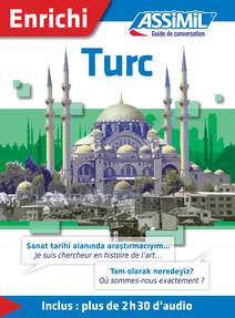 Turc - Guide de conversation | Halbout, Dominique