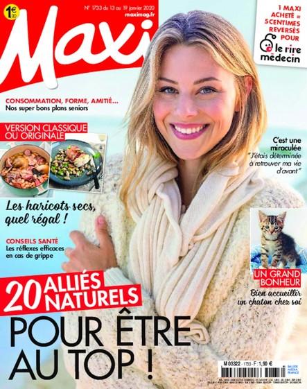 Maxi | Janvier 2020 | N°1733