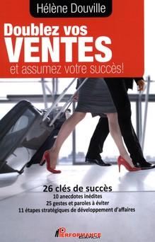 Doublez vos ventes   Hélène Douville