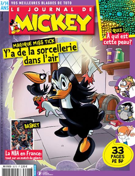 Le Journal de Mickey - 22 Janvier 2020