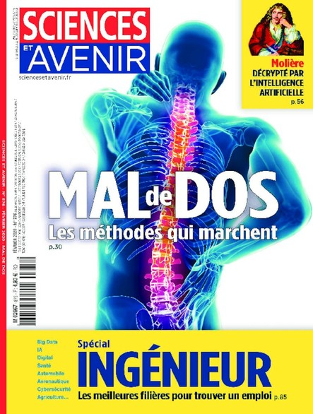 Sciences et Avenir - 23 janvier 2020