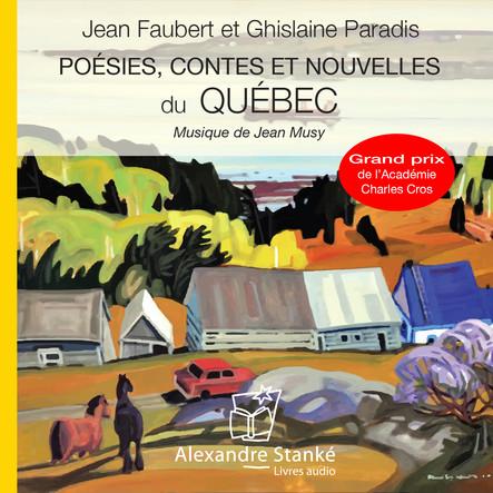 Poésies, contes et nouvelles du Québec