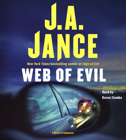 Web of Evil : A Novel of Suspense