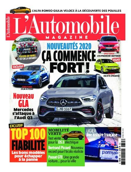 L'Automobile Magazine - Février 2020