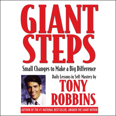 Giant Steps : Small Changes to Make a Big Difference