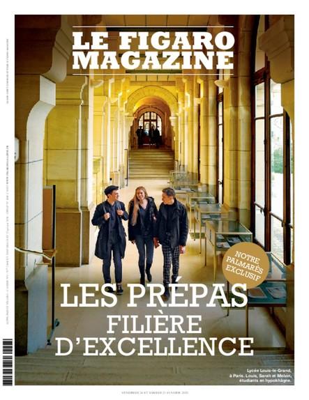 Figaro Magazine : Les Prépas, Filière d'Excellence