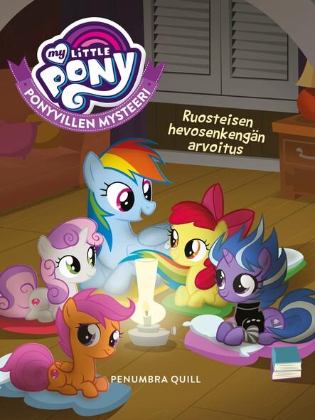 My Little Pony - Ponyvillen Mysteeri - Ruosteisen hevosenkengän arvoitus