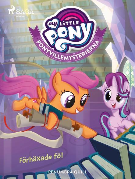 Ponyvillemysterierna 5 - Förhäxade föl