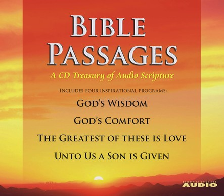 Bible Passages : A Cd Treasury of Audio Scripture