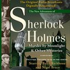 Murder by Moonlight and Other Mysteries : New Adventures of Sherlock Holmes Volumes 19-24