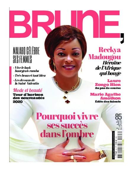 Magazine Brune - N°85