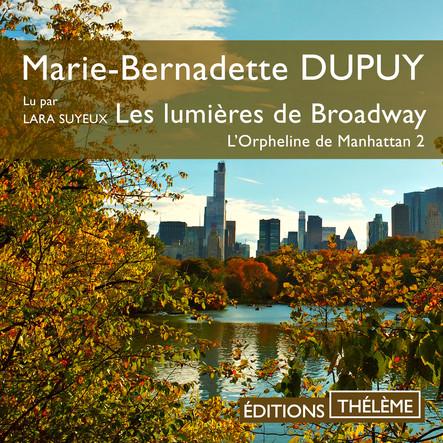 L'Orpheline de Manhattan (Tome 2) - Les lumières de Broadway