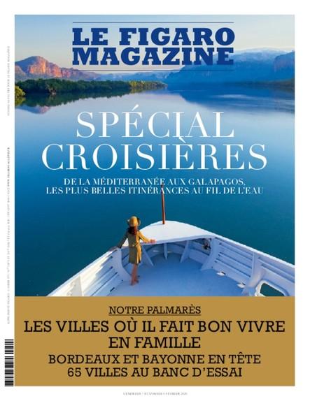 Figaro Magazine : Spécial Croisières