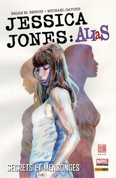 Jessica Jones: Alias (2001) T01