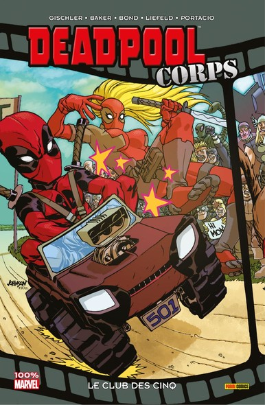 Deadpool Corps T00