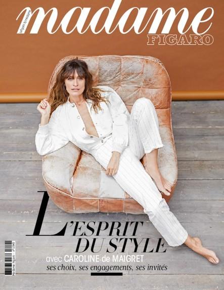 Madame Figaro - Janvier 2020 - N°1850