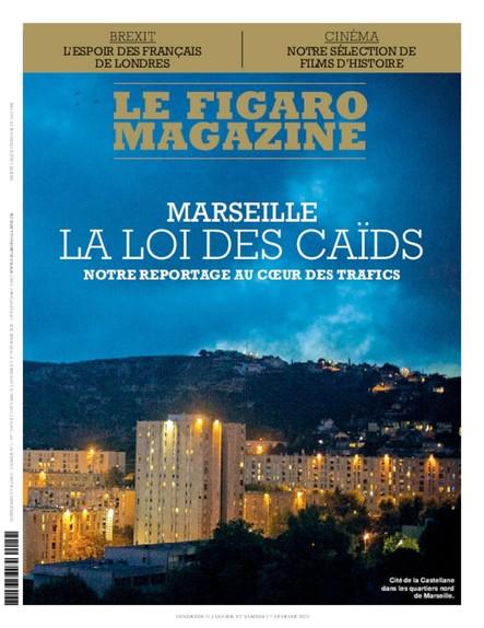 Figaro Magazine : La loi des Caïds