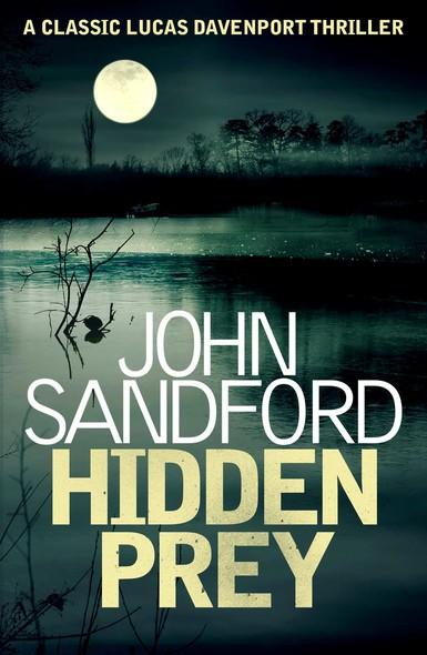 Hidden Prey : Lucas Davenport 15