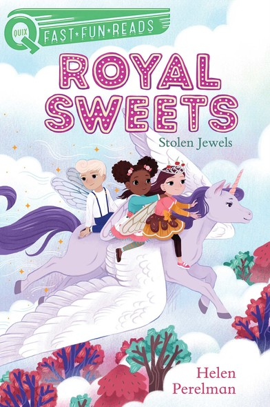 Stolen Jewels : Royal Sweets 3