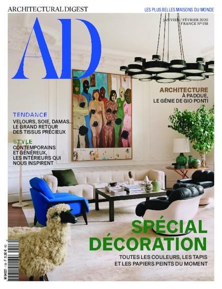 Architectural Digest - Janvier/Février 2020
