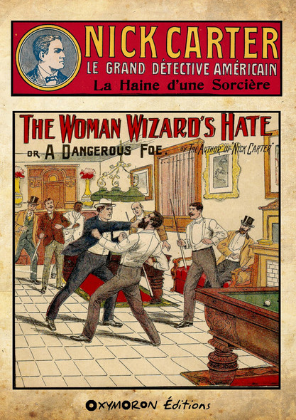 Nick Carter - La haine d'une sorcière
