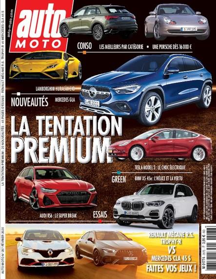 Auto Moto - Février 2020