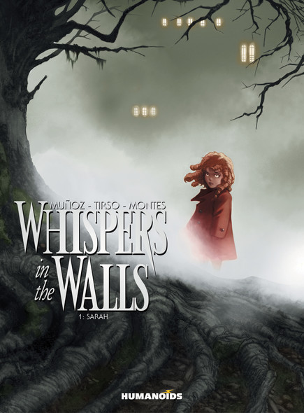Whispers in the walls Book 1 - Sarah