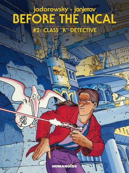 "Class ""R"" Detective"