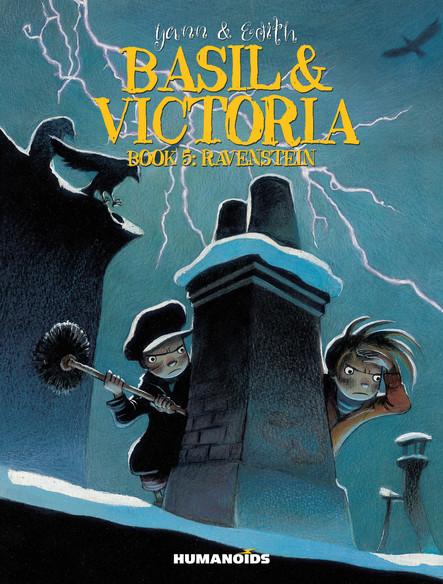 Basil & Victoria Book 5 : Ravenstein