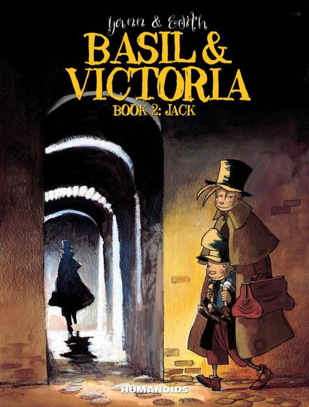Basil & Victoria Book 2 : Jack