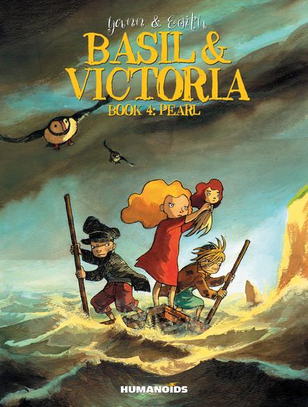 Basil & Victoria Book 4 : Pearl