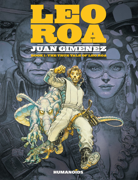 The True Tale of Leo Roa