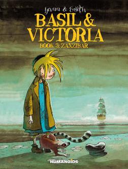 Basil & Victoria Book 3 : Zanzibar | Yann (scénariste)