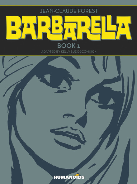 Barbarella Book 1