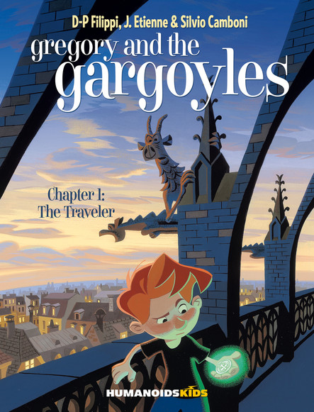 Gregory and the Gargoyles T1 : The Traveler