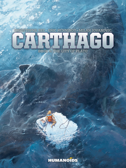 Carthago Book 5 : The City of Plato