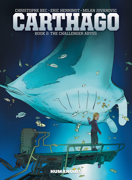 Carthago Book 2 : The Challenger Abyss