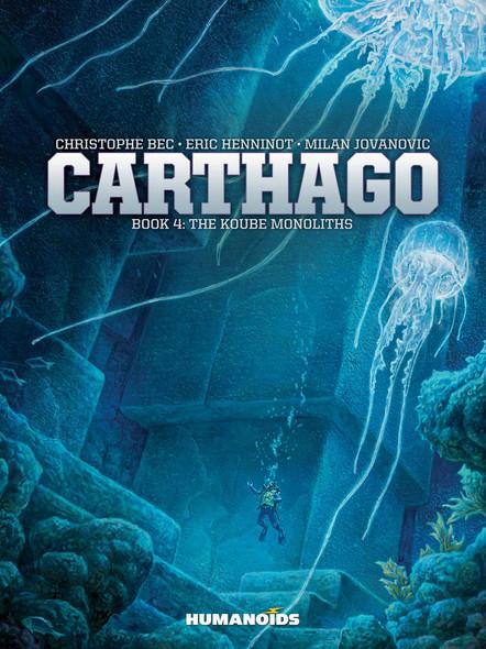 Carthago Book 4 : The Koube Monoliths