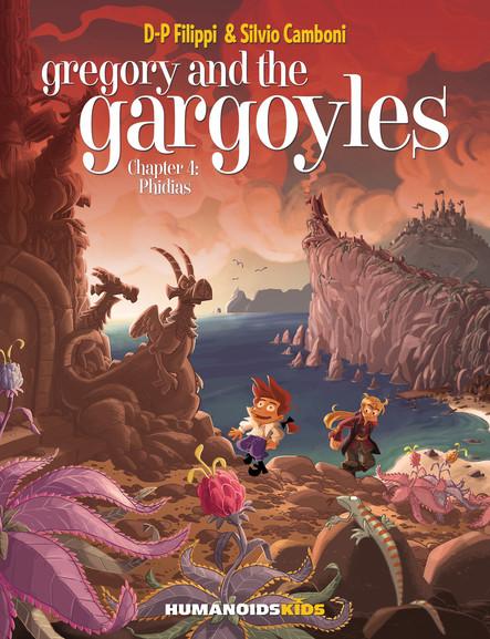 Gregory and the Gargoyles T4 : Phidias