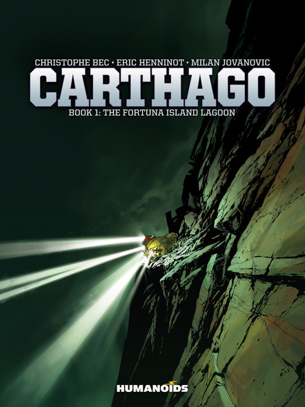 Carthago Book 1 : The Fortuna Island Lagoon