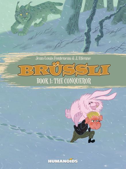 Brüssli Book 1 : The Conqueror