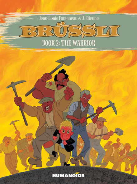 Brüssli Book 2 : The Warrior