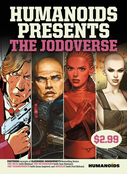 Humanoids Presents - The Jodoverse